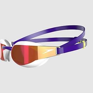 Adult Fastskin Elite Mirror Goggles Violet