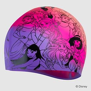 Junior Disney Slogan Cap Princesses Orange