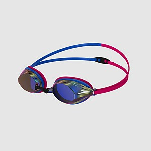 Adult Vengeance Mirror Goggles Pink