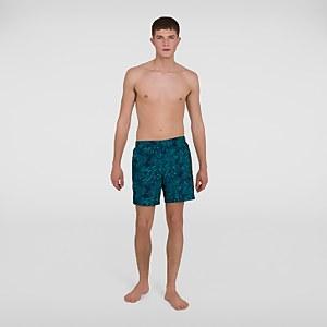 "Men's Vintage Paradise 16"" Swim Short Navy"
