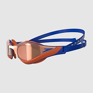 Adult Fastskin Pure Focus Mirror Goggles Blue