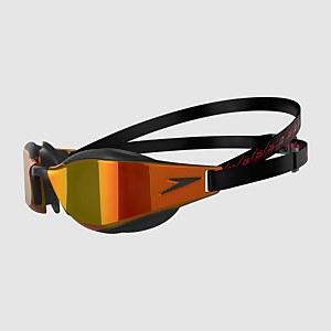 Adult Fastskin Hyper Elite Mirror Goggles Black