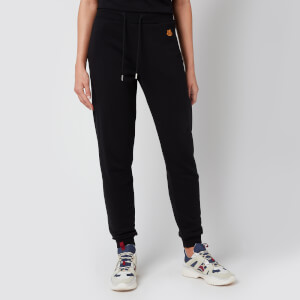 KENZO Women's Tiger Crest Classic Jogpants - Black
