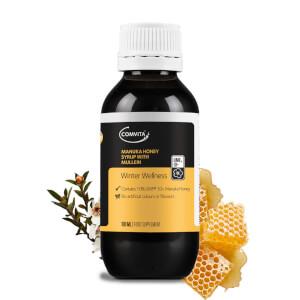 Manuka Honey Syrup Mullein 100ml