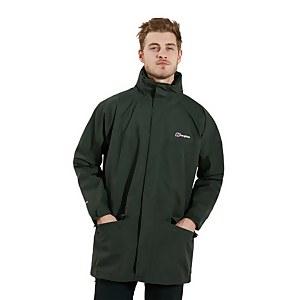 Men's Long Cornice Jacket - Dark Green