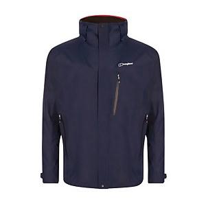 Men's Arran Waterproof Jacket - Blue
