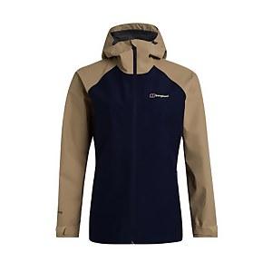 Women's Paclite 2.0 Gore-tex Waterproof Jacket - Blue / Beige