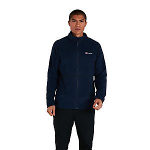 Men's Prism Micro Polartec Interactive Fleece Jacket - Blue