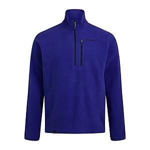 Men's Prism Mirco Polertec Half Zip fleece - Purple