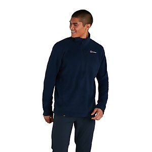Men's Prism Mirco Polertec Half Zip fleece - Blue