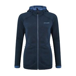 Women's Redonda Hooded Jacket - Blue