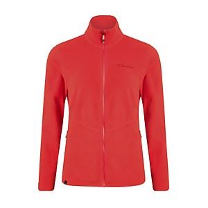 Women's Prism Micro Polartec Interactive Fleece Jacket - Orange