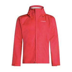Men's Deluge Vented Waterproof Jacket - Red
