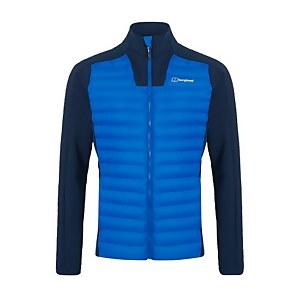 Men's Hottar Hybrid Insulated Jacket - Blue