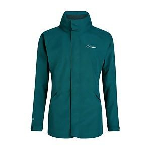 Women's Highland Ridge Interactive Waterproof Jacket - Green