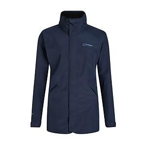Women's Highland Ridge Interactive Waterproof Jacket - Blue