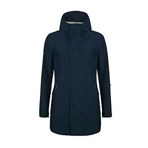 Women's Limosa Long Waterproof Jacket - Blue