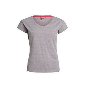 Women's Explorer Optic Tech Tee - Grey / Red