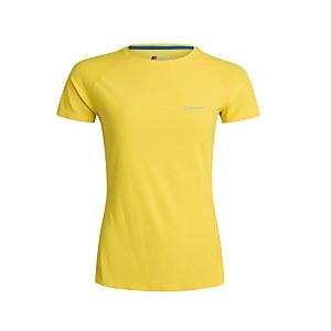 Women's 24/7 Short Sleeve Tech Baselayer - Yellow