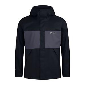Men's Glennon Waterproof Jacket - Black