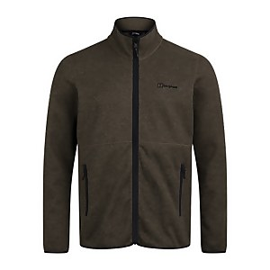 Men's Jenton Fleece Jacket - Dark Green