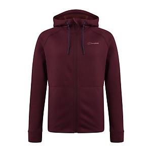 Women's Alfriston Fleece Jacket - Purple