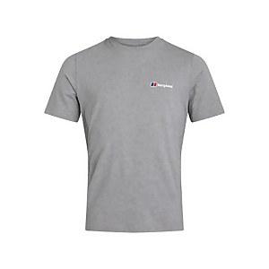 Men's Organic Classic Logo T-Shirt - Dark Grey