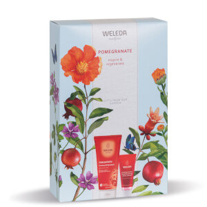 Weleda Pomegranate Inspire & Regenerate Set (Worth $39.90)