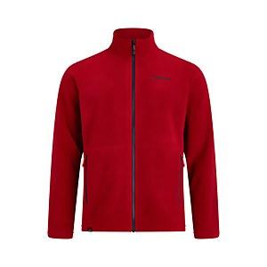 Men's Prism Polartec InterActive Fleece Jacket - Red