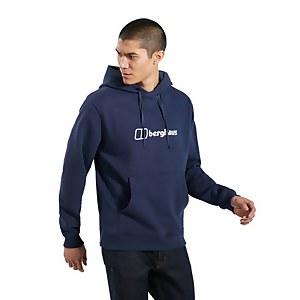 Men's Logo Hoody - Dark Blue