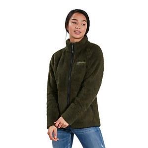 Women's Somoni Fleece Jacket - Green