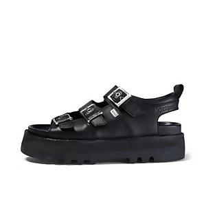 Knox Lo buckle sandal