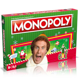 Monopoly Board Game - Elf Edition from I Want One Of Those