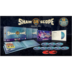 Shawscope Volume One - Limited Edition (Includes 2xCD)