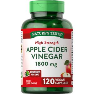 Apple Cider Vinegar 1800mg