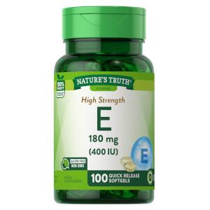 Vitamin E 180mg