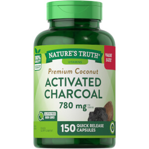 Activated Charcoal Value Size