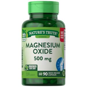 Magnesium Oxide 500mg