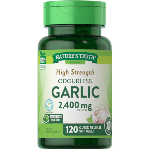 Odourless Garlic 1200mg