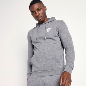 Men's Core Pullover Hoodie - Charcoal Marl