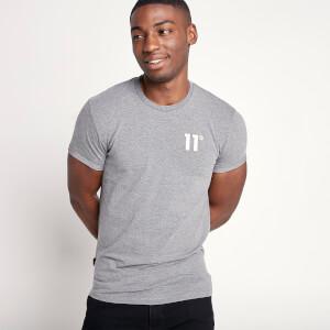 Men's Core Muscle Fit T-Shirt - Charcoal Marl