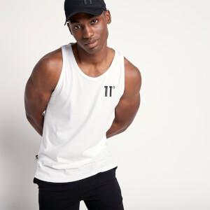 Men's Core Vest - White
