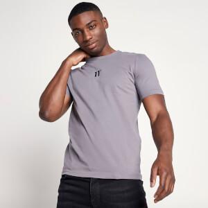 Men's Small Logo Short Sleeve T-Shirt - Charcoal