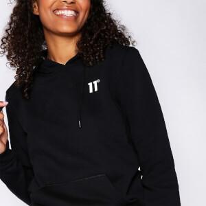 Women's Core Pullover Hoodie - Black