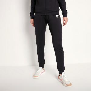 Women's Core Poly Track Pants - Black