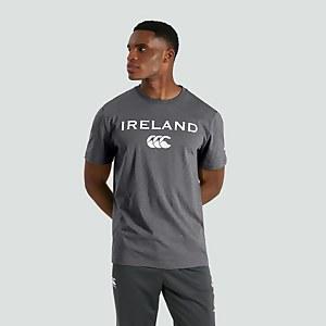 MENS IRELAND COTTON LOGO TEE