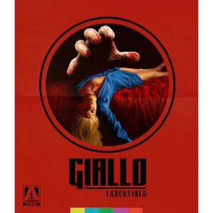 Giallo Essentials (Red Edition)
