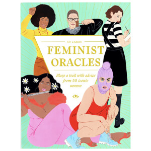 Feminist Oracles Cards from I Want One Of Those
