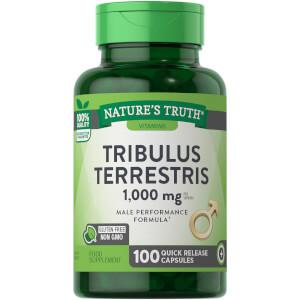 Tribulus - 100 Quick-release Capsules