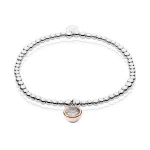 June Birthstone Affinity Bead Bracelet